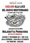 """FULVIO GRIMALDI A CAGLIARI – PRESENTAZIONE DEL DOCUFILM """"MALEDETTA PRIMAVERA"""""""