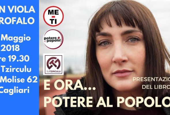 Viola Carofalo a Cagliari e Sassari