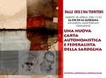 Su autonomismo, federalismo e convegno di Ghilarza. Prime brevi osservazioni.